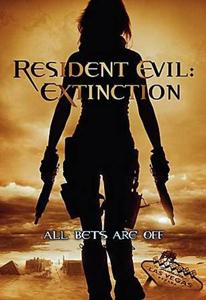 Resident Evil Extinction Poster